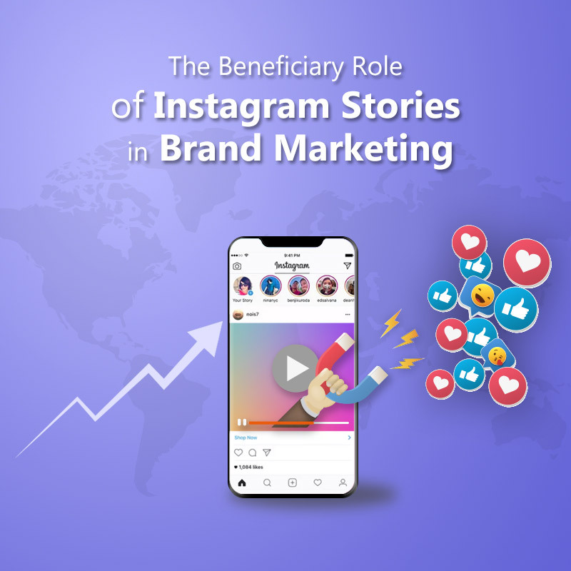 The Beneficiary Role of Instagram Stories in Brand Marketing