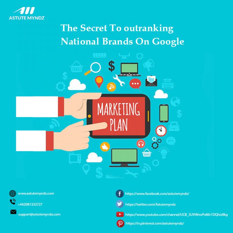 National Brands on Google