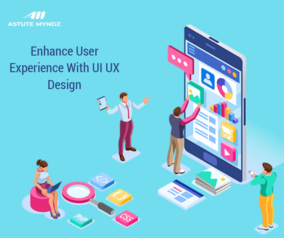 Ui Ux Design Services For Enhanced App User Experience Astute Myndz Limited